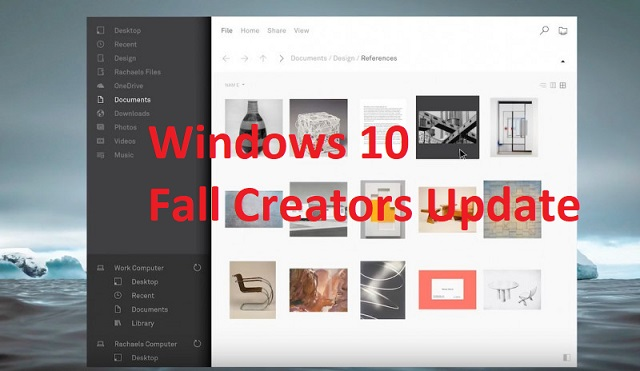 Nama resmi Redstone 3 adalah Windows 10 Fall Creators Update