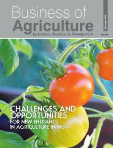 MAGAZINE - Business Of Agriculture - July-August 2016
