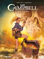 Los Campbell 5. Las tres maldiciones