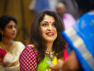 Ramya in Jagapathi babu's daughter Meghana wedding