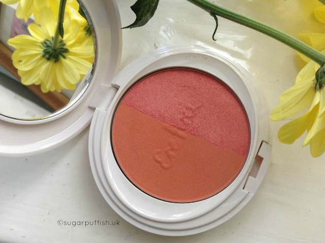 review Ere Perez Natural Cosmetics Pure Rice Powder Bondi Blush