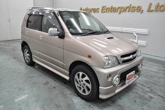 19562a2n6 2003 Daihatsu Terios Kid Custom X For Samoa To Apia