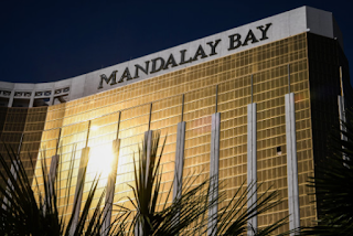 Shifting Las Vegas massacre narrative has gamblers on edge