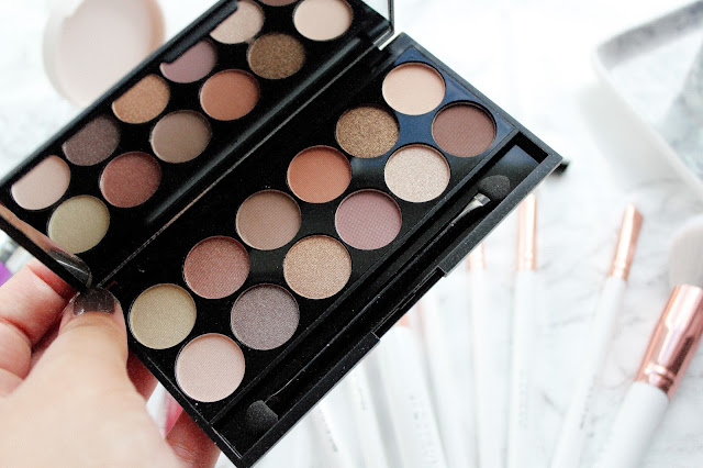 Sleek A New Day Palette Review