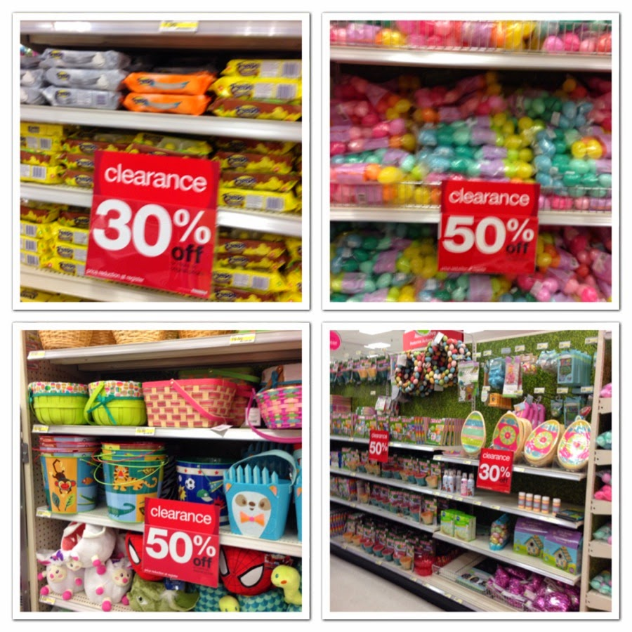 Josie S Smitty Deals Target Easter Clearance Decorations 50