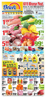 ⭐ Bravo Supermarkets Circular 9/26/19 or 9/27/19 ✅ Bravo Supermarkets Weekly Ad September 26 2019