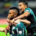Palmeiras vence o Junior Barranquilla e se garante como o melhor da Libertadores