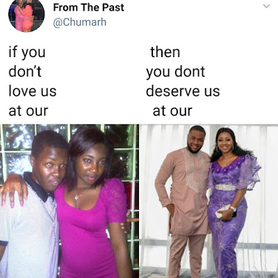 MUST SEE: Checkout This Couple's Epic Transformation