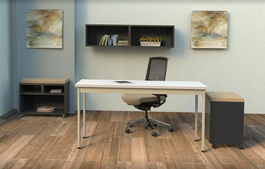 office anything furniture blog designer picks 2017 s Open-Concept Office Floor Open-Concept Office Ideas