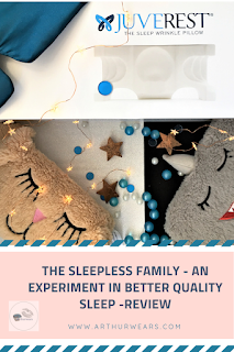 the sleepless family an experiment in better quality sleep