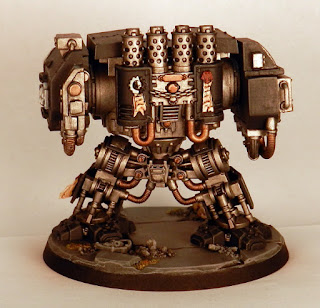 Raven Guard Venerable Dreadnought