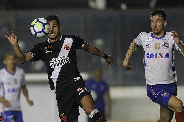 Vasco vence, mas está eliminado da Copa do Brasil