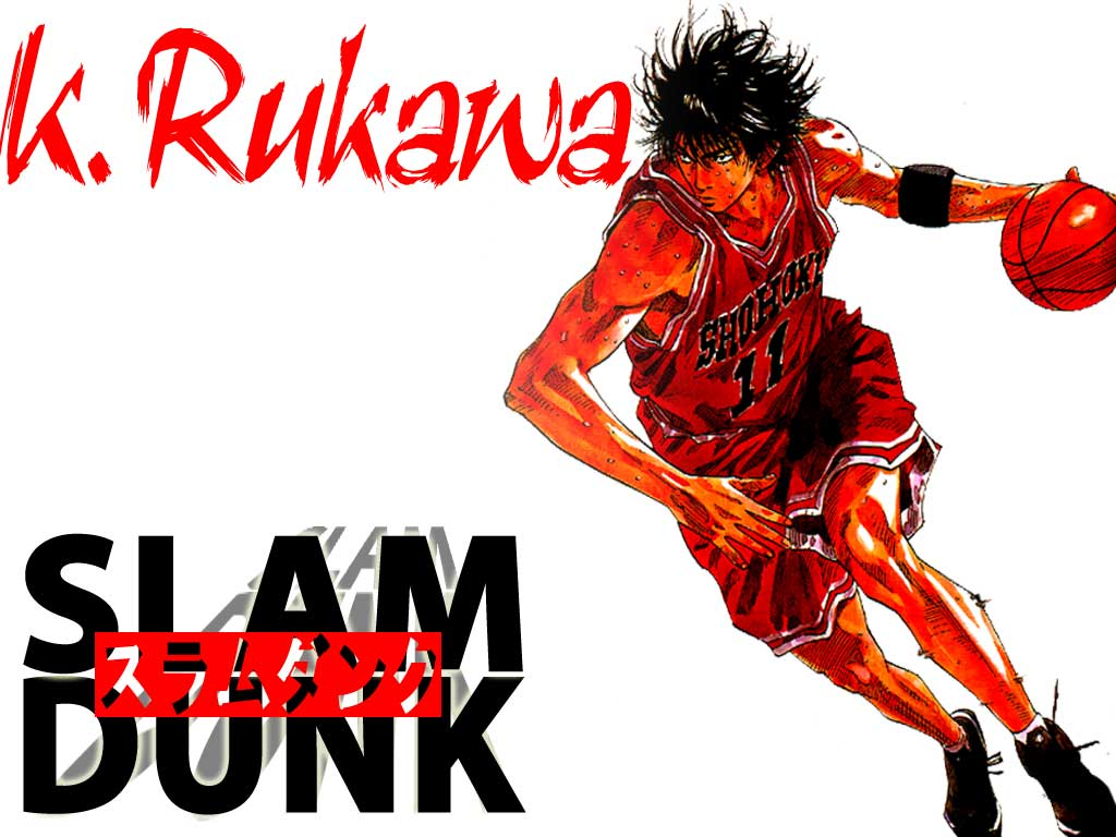 Wallpaper Hd Slam Dunk Wallpaper