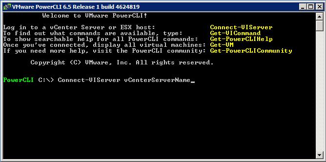 Using PowerCLI to Export Virtual Machine Inventory to CSV