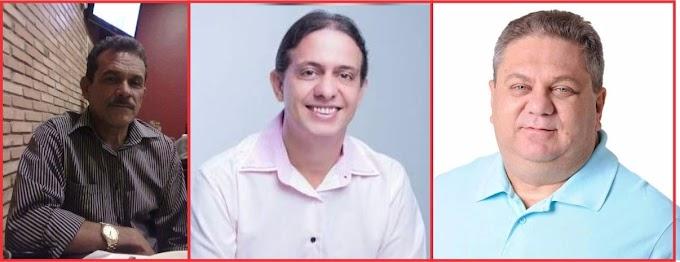 RÁPIDAS: Tevi e Paulo Simão poderão ser 'GENTIS' com Fábio após eleição da mesa diretora em Caxias