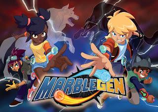 Marblegen le dessin animé de TF1