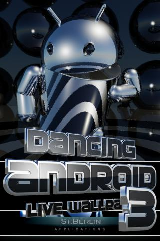DANCING ANDROID live wallpaper 1.54 apk ~ Grab APK