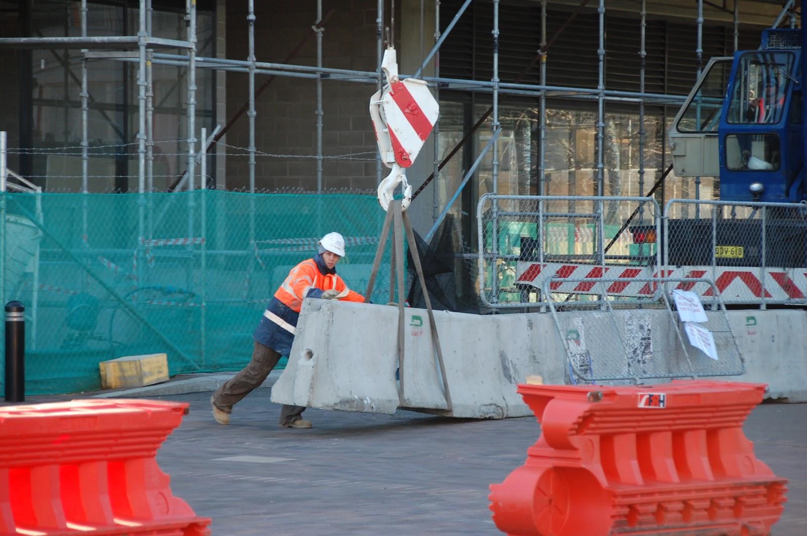 Barrier Jumps Galleries Barrier Construction