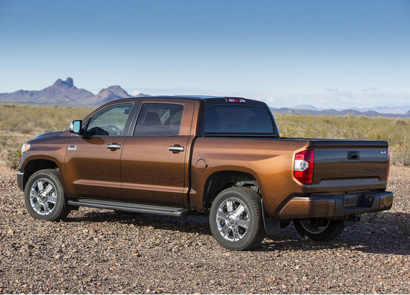 2017 Toyota Tundra Specs, Design and Price