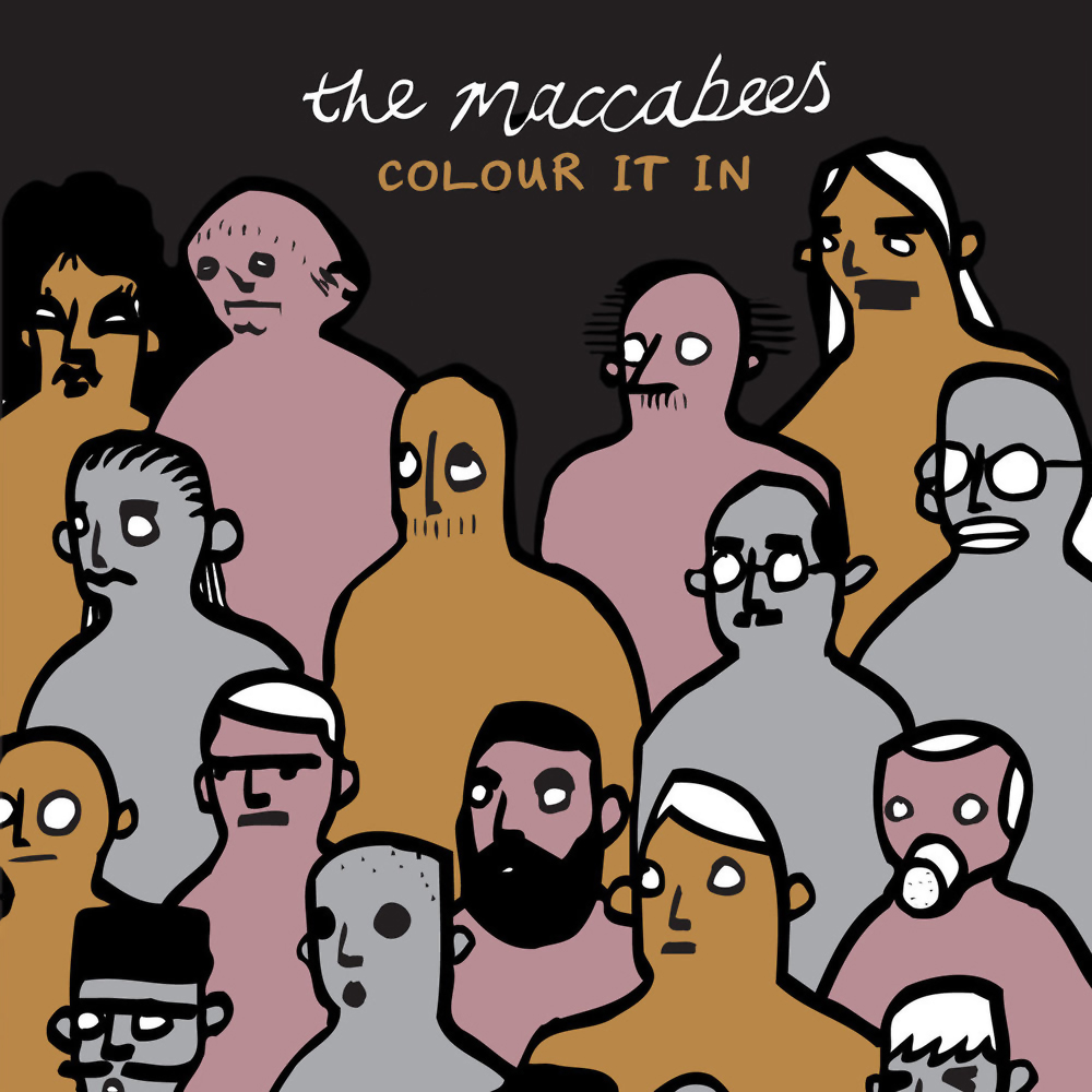 The Maccabees Toothpaste kisses Blush and noise