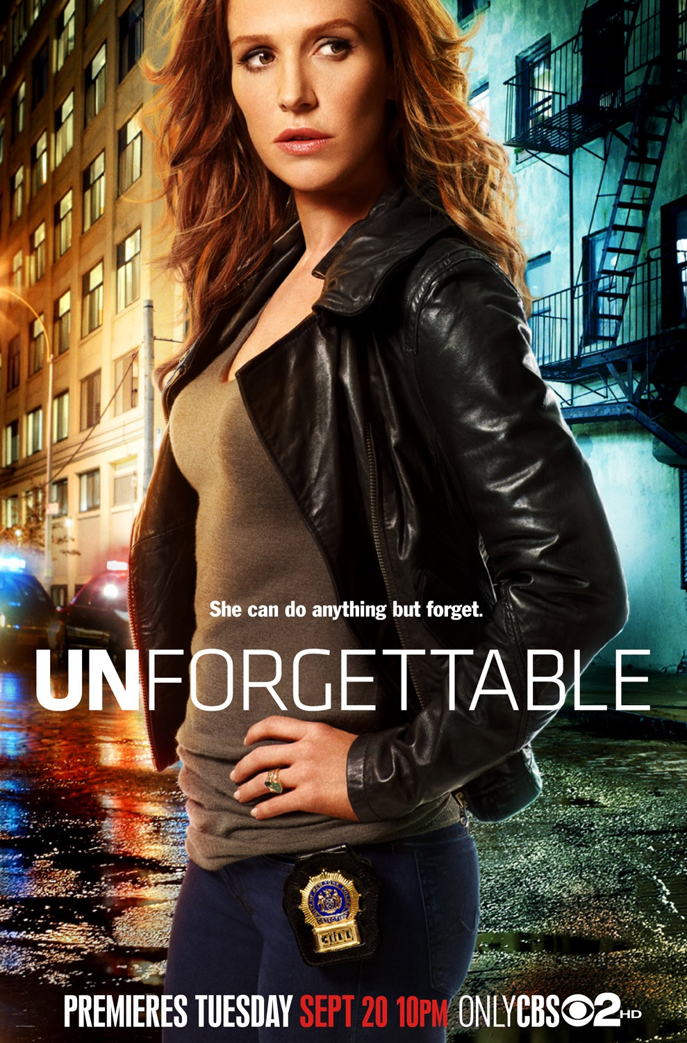 Poster do filme Unforgettable