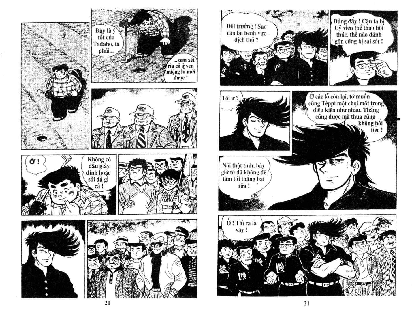 Ashita Tenki ni Naare chapter 9 trang 9