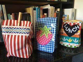 DIY Lunch Bag