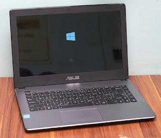 Laptop 1 Jutaan Asus A450C Bekas