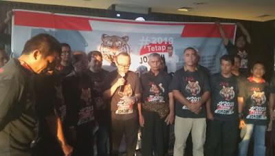 Relawan JMA Deklarasi Dukung Jokowi Dua Periode dan Jadi Sekjen PBB - Info Presiden Jokowi Dan Pemerintah