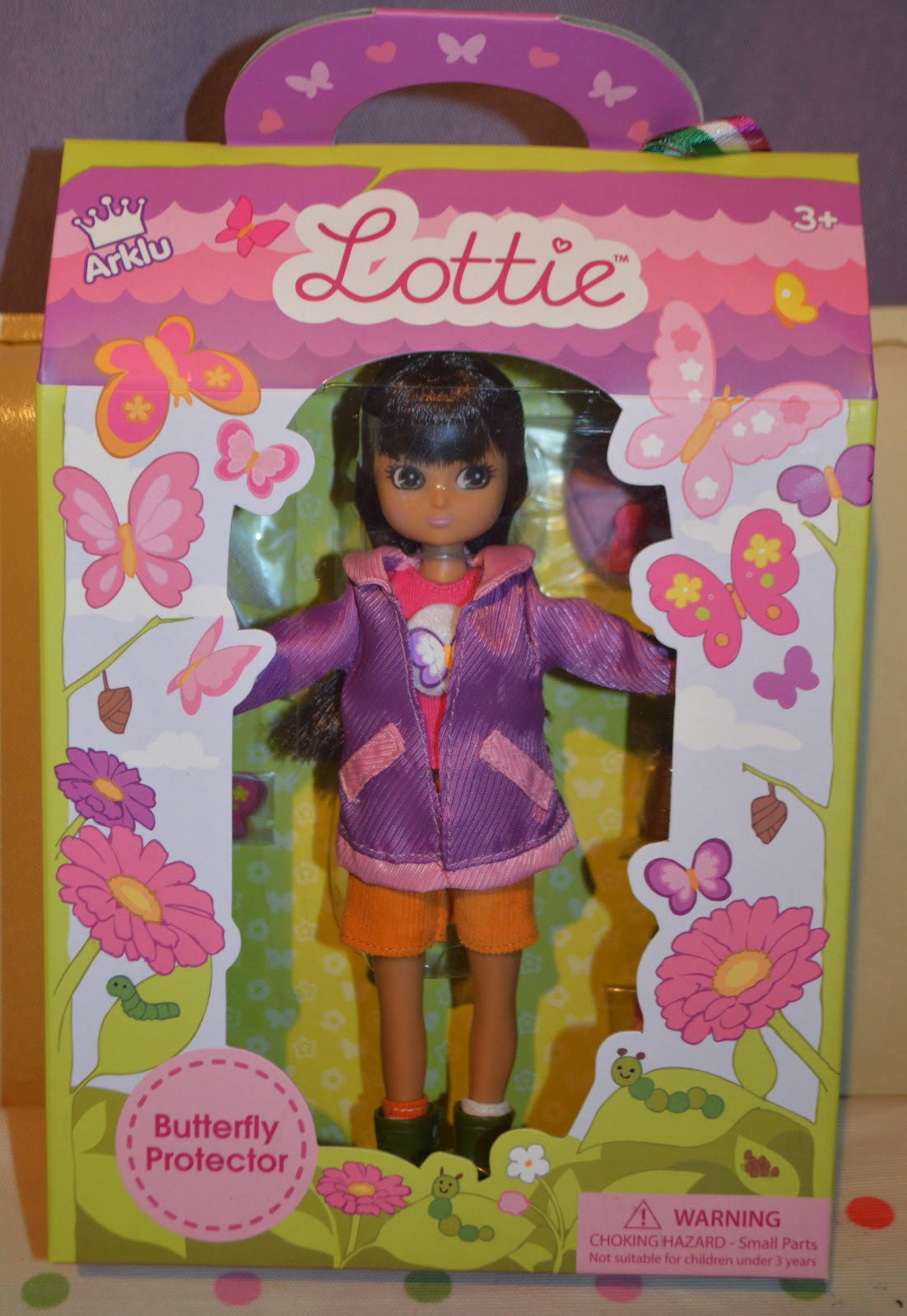 , Butterfly Protector Lottie Doll Review and Giveaway
