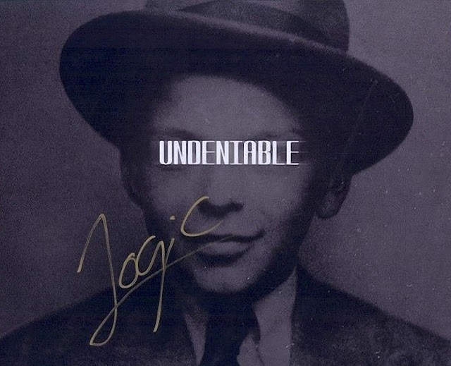 Logic 'Young Sinstra: Undeniable' Autographed