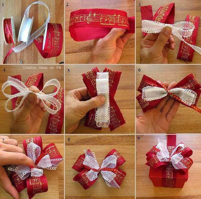 Подарки своими руками украшения