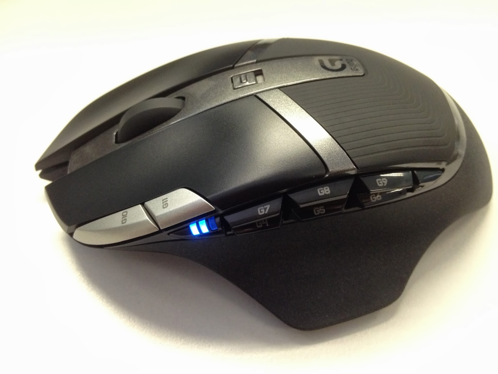 How To Setup Logitech G602