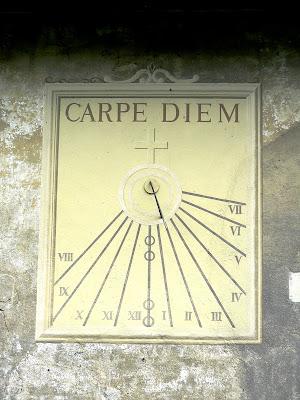 Carpe Diem in English poetry