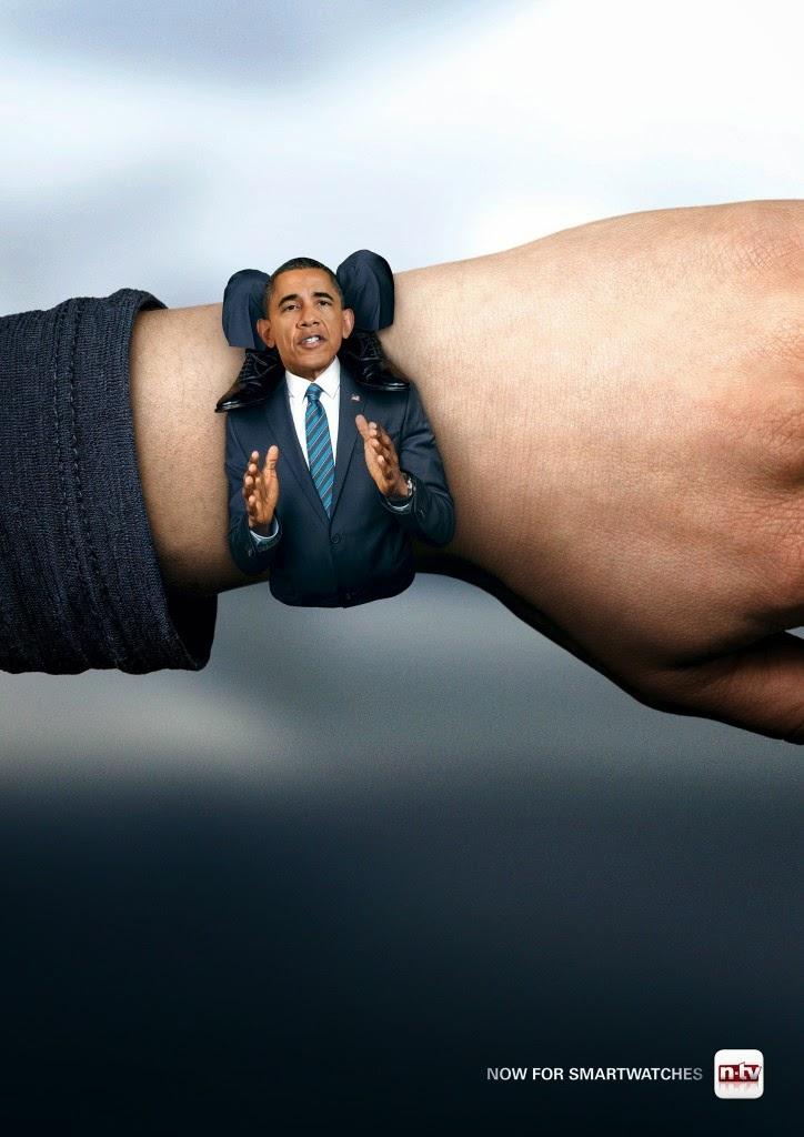 Obama imagen divertida