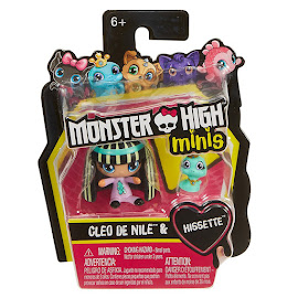 MH Ghoul and Pet 2-pack #2 Mini Figures