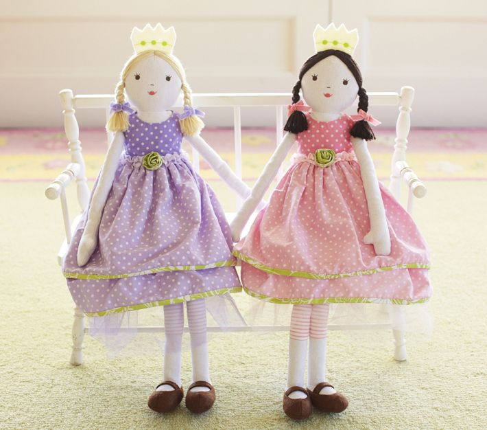 Pottery Barn Dolls: SurLaLune Fairy Tales Blog: Pottery Barn Kids: Princess