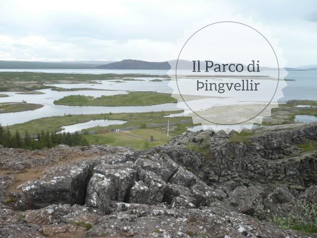 Cosa vedere nel Parco Nazionale di Þingvellir. panorama