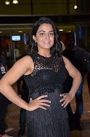Wamiqa Gabbi in a sleeveless Black Designer Transparent Gown at 64th Jio Filmfare Awards South ~  Exclusive 089.JPG