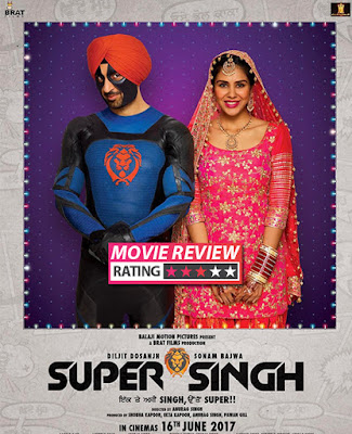 Super Singh 2018 Full Punjabi Movie Download in 720p