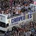Comemoração do Real tomou as ruas de Madrid