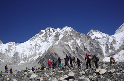 Discover Adventure with Everest Base Camp trekking