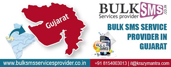 Bulk sms service provider in gujarat