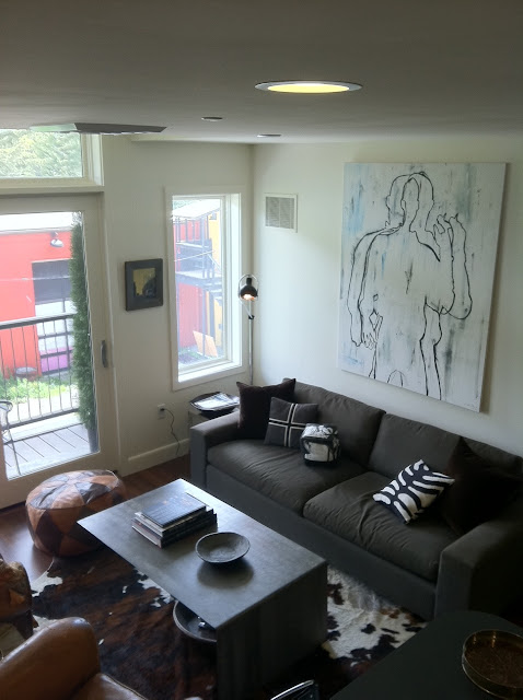 Mountain Dandy: A Man's Living Room