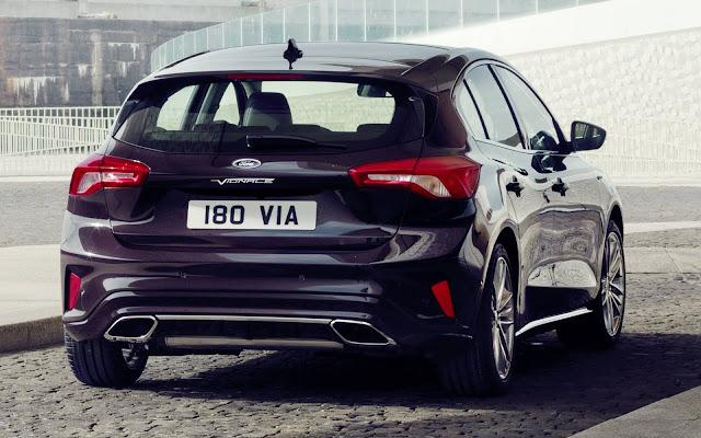 Novo Ford Focus 2019