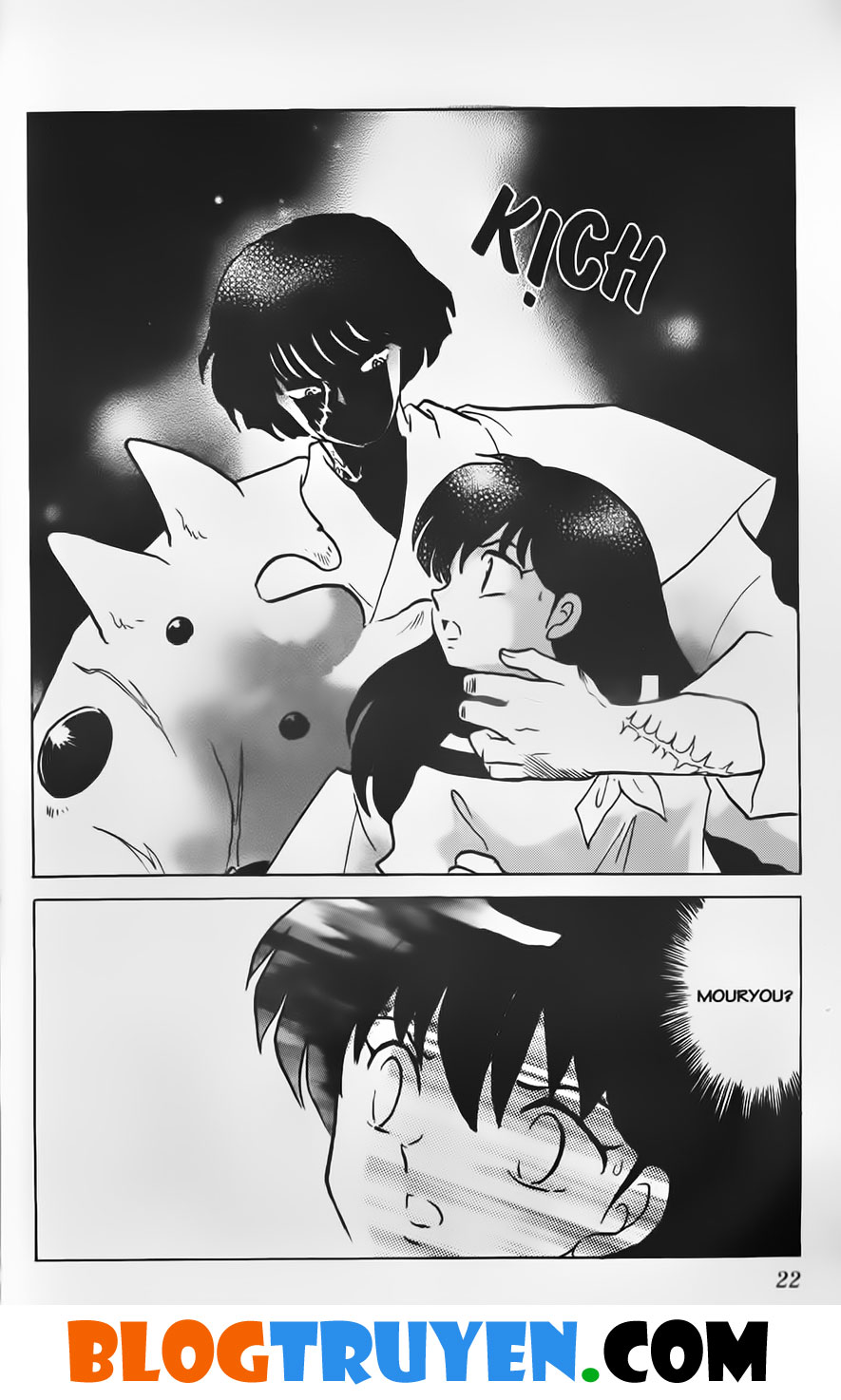 Inuyasha vol 36.1 trang 20
