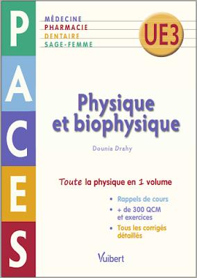 Physique et Biophysique, PACES UE 3 - Dounia Yazidi PDF