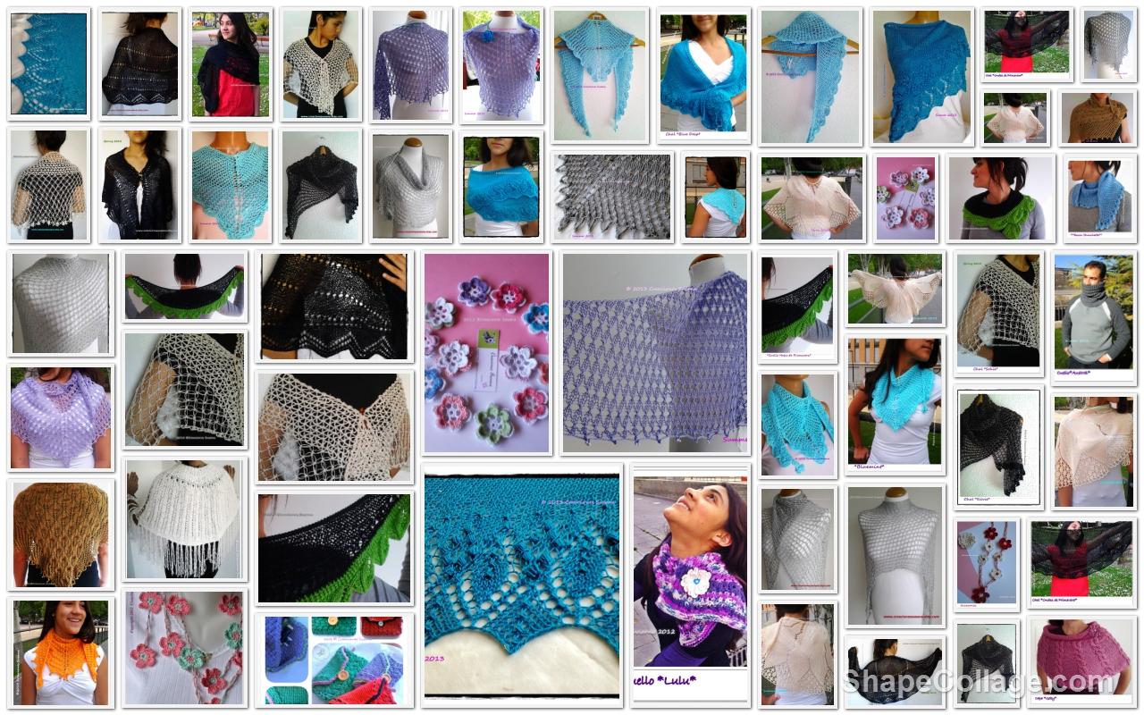 Diseños y Creaciones Susana: Mis Patrones - Ravelry Store