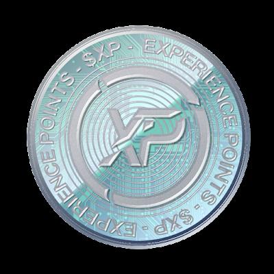 仮想通貨エックスピーのフリー素材