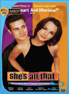 Ella Es Asi   1999 HD [1080p] Latino [Mega] dizonHD